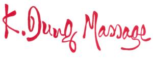 logo de dung massage